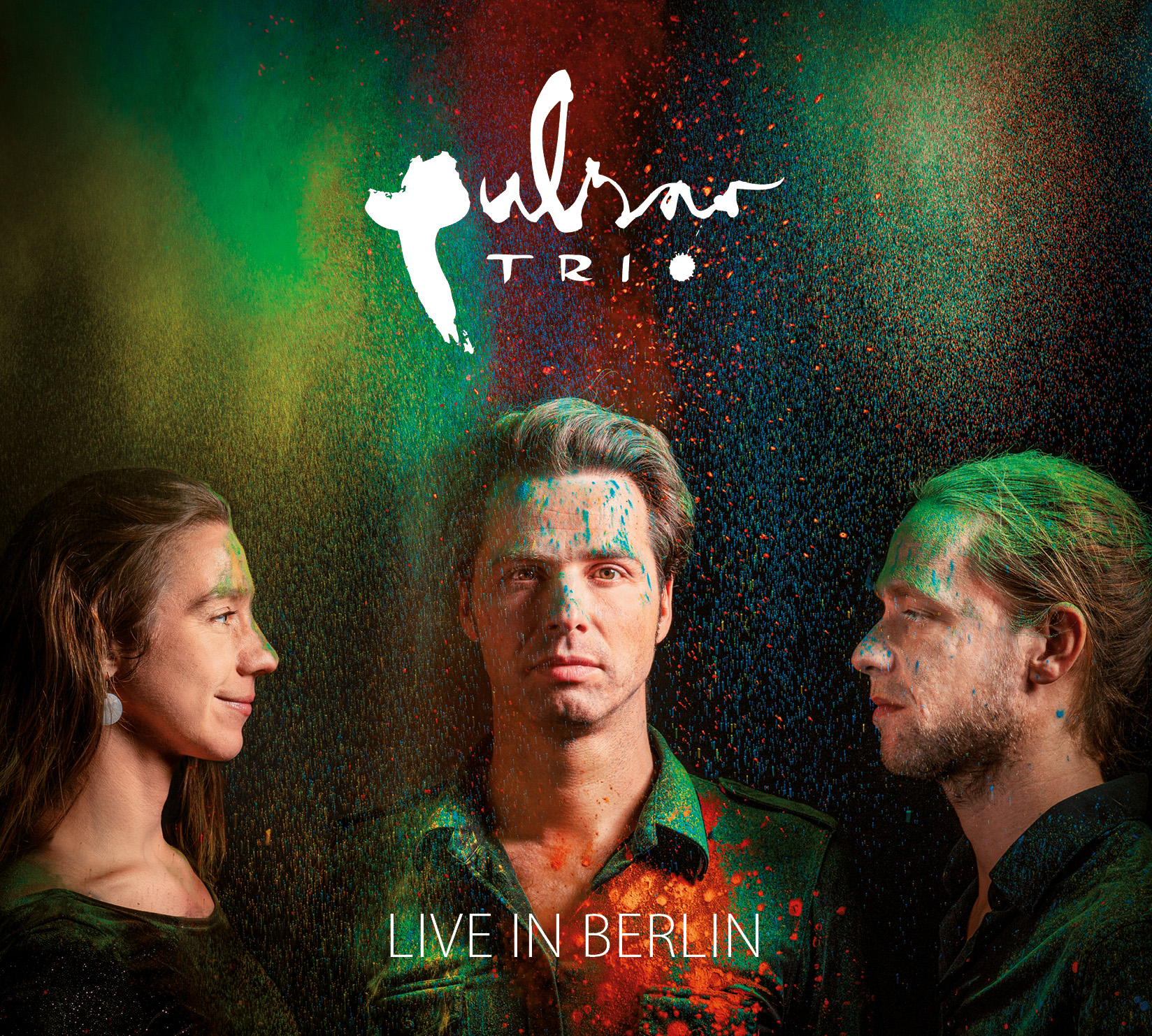 Pulsar Trio Live in Berlin CD Sleeve 1 // Fotografie //  2